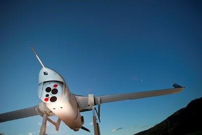 Aviator UAV 200 – enhanced satcom connectivity for tactical UAV's