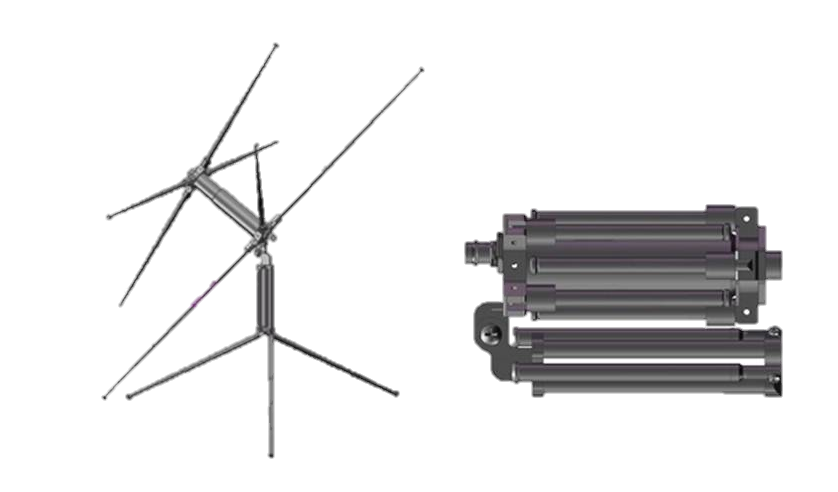 Trivec AV2125 Antenna now available with BNC to TNC connection