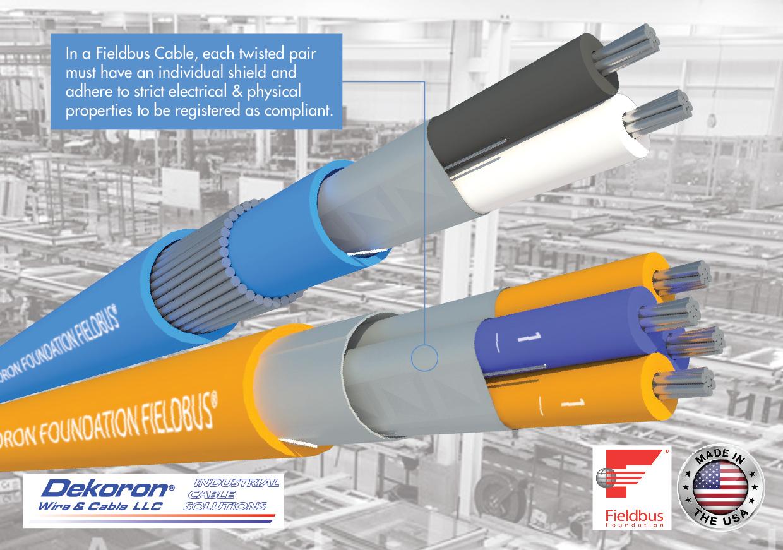 Dekoron-Fieldbus-Cable