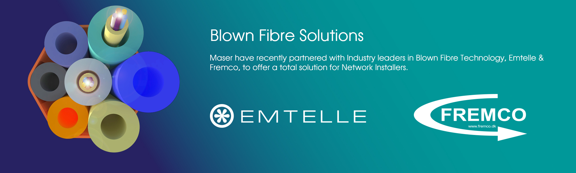 Blown Fibre Solutions