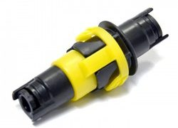 EMTELLE 5mm GAS BLOACK CONNECTOR