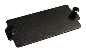 Blank Front Module Plate