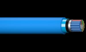 19 Way 5/3.5mm Direct Bury Termite Layer (DBT) Microduct