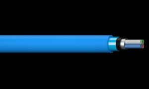 4 Way 5/3.5mm Direct Bury Termite Layer (DBT) Microduct