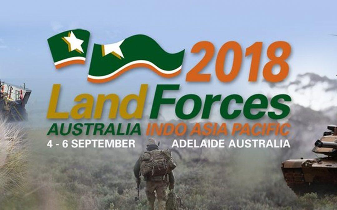 Maser at LandForces 2018