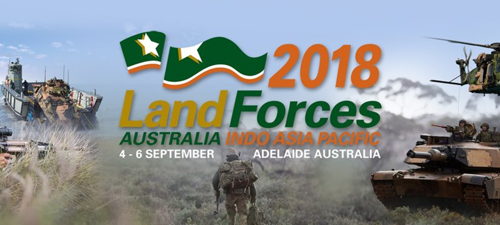 Maser at LandForces 2018