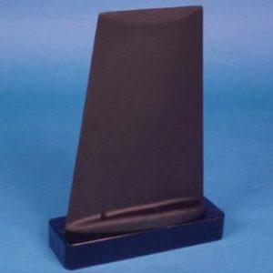 Combined VHF/UHF airborne communication antenna