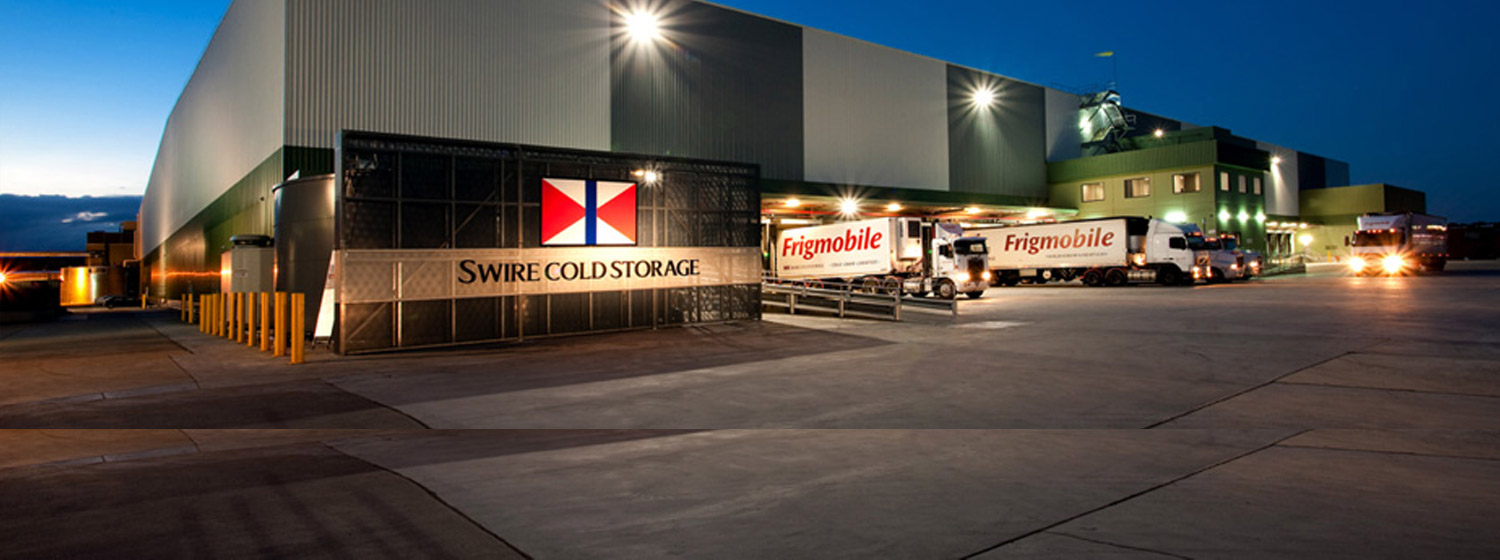 Swire Cold Storage's search for maximum lighting efficiency leads to intelligent LED upgrade
