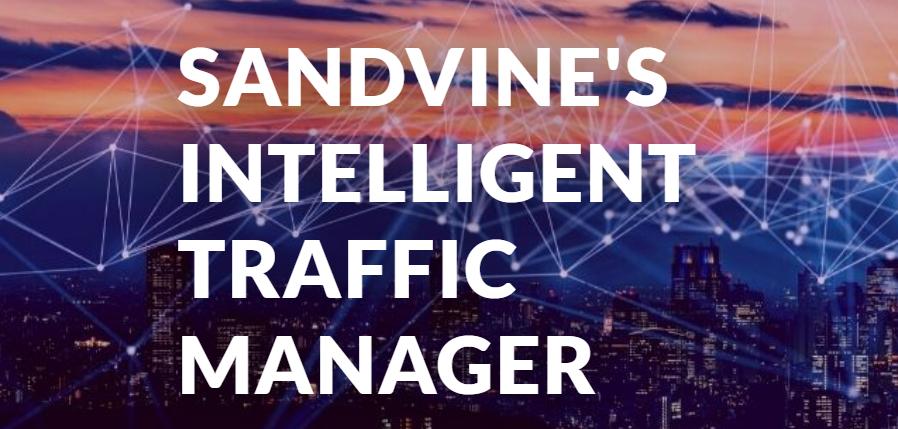 Sandvine Launches Intelligent Traffic Manager Solution