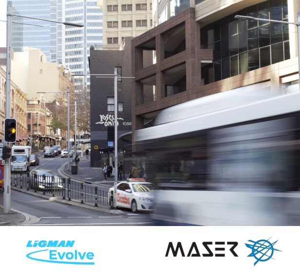 Maser announce distribution agreement with Ligman Evolve Pty Ltd